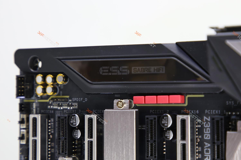XF 開箱] 專為玩家而生|GIGABYTE Z390 AORUS Master 重金屬上身